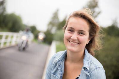 Lieneke zoekt een Kamer in Groningen